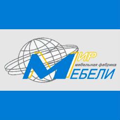 Логотип фабрики «Мир мебели»