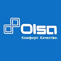 Логотип фабрики Olsa