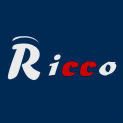 Логотип фабрики Ricco