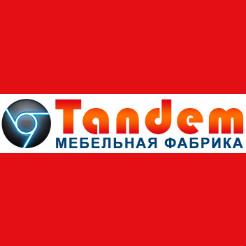 Логотип фабрики «Тандем»