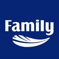 Логотип фабрики «Family»