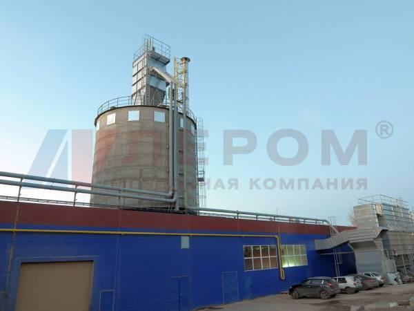 Фото цехов фабрики Лером