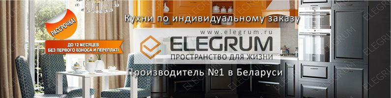 Баннер фабрики Elegrum