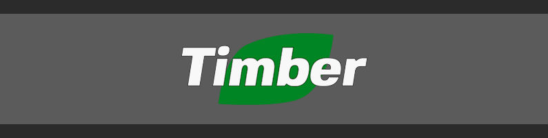 Баннер фабрики Тимбер