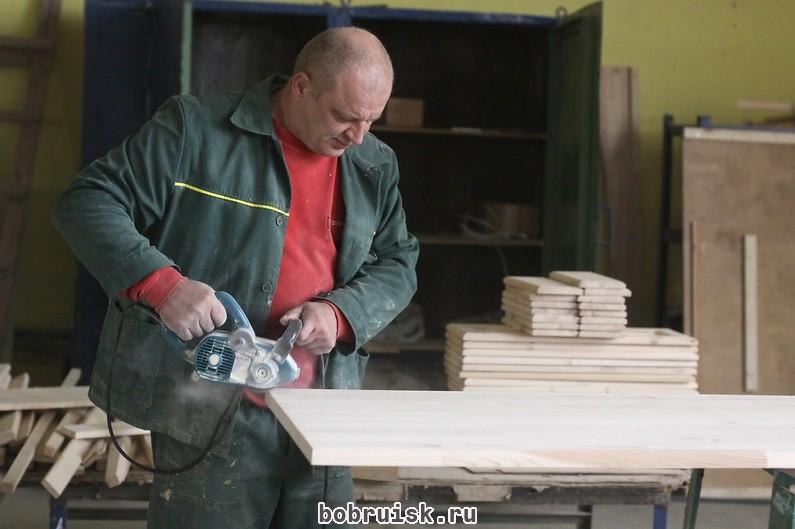 Фото фабрики ОАО «ФанДОК»