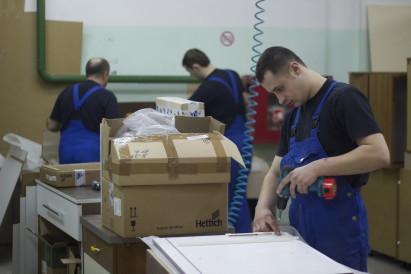 Фото фабрики Зов-ЛенЕВРОМЕБЕЛЬ