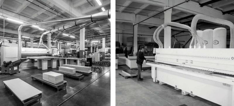 Фото фабрики Линаура