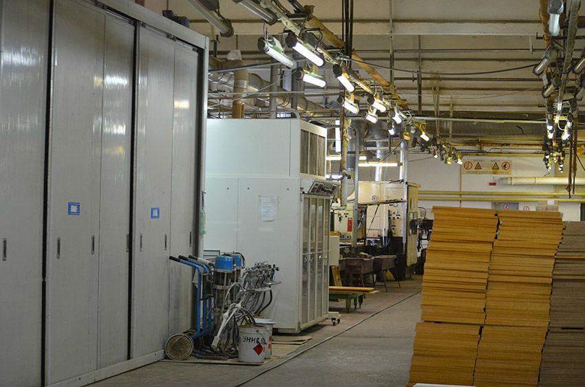 Фото Вилейской мебельной фабрики
