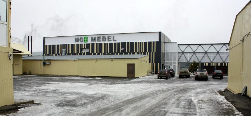 Фото фабрики МГС мебель