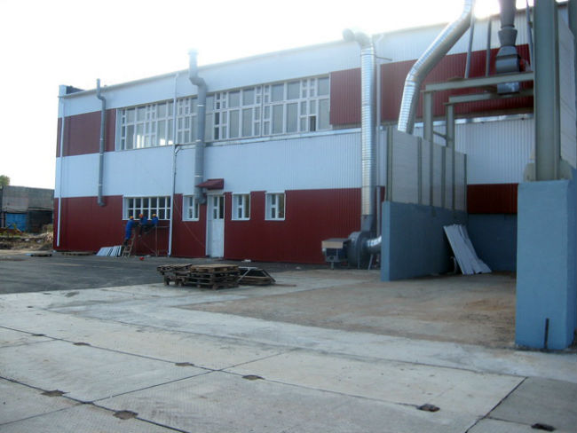 Фото фабрики Могилевдрев