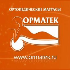 Логотип фабрики Орматек