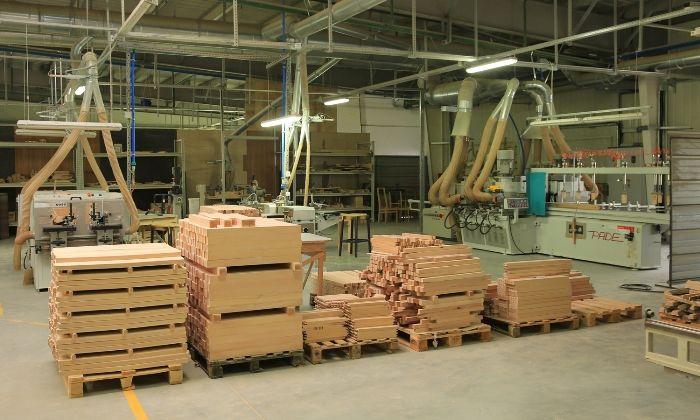 Фото фабрики Goldoptima