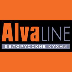 Логотип фабрики AlvaLINE