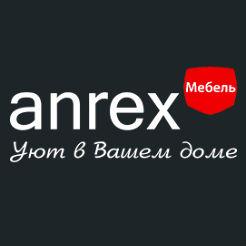 Логотип фабрики Anrex