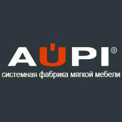 Логотип фабрики Aupi