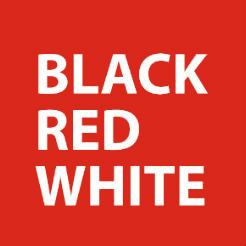 Логотип фабрики Black Red White
