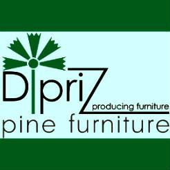 Логотип фабрики Диприз