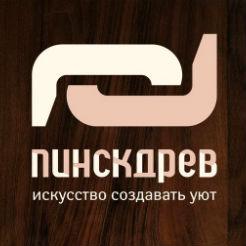 Логотип фабрики Пинскдрев