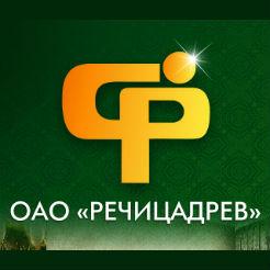 Логотип ОАО «Речицадрев»