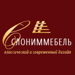 Логотип ОАО «Слониммебель»