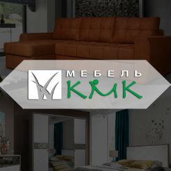 Логотип Калинковичского мебельного комбината