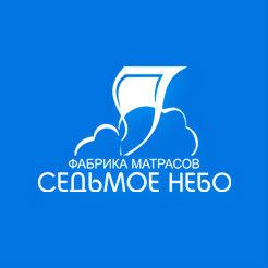 Логотип фабрики «Седьмое небо»