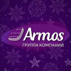 Логотип компании Armos