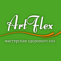 Логотип фабрики Art Flex