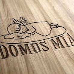 Логотип фабрики «Domus Mia»