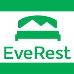 Логотип фабрики «EveRest»