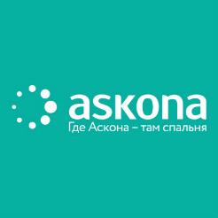 Логотип фабрики Askona
