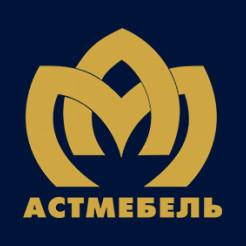 Логотип фабрики «Астмебель»