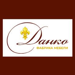 Логотип фабрики Данко