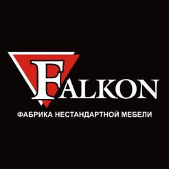 Логотип фабрики «Falkon»