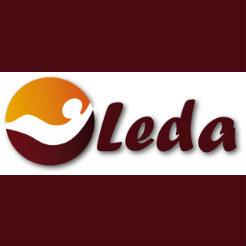Логотип фабрики «Леда»