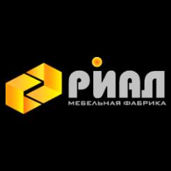 Логотип фабрики «Риал»
