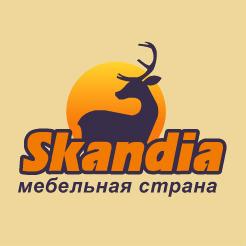Логотип фабрики Skandia