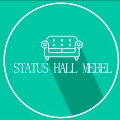 Логотип фабрики Status hall mebel