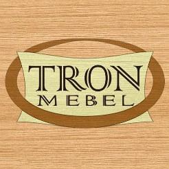 Логотип фабрики Трон мебель