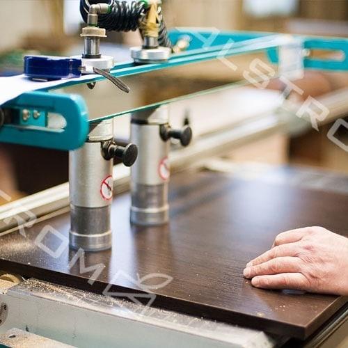 Фото фабрики «Алстром»