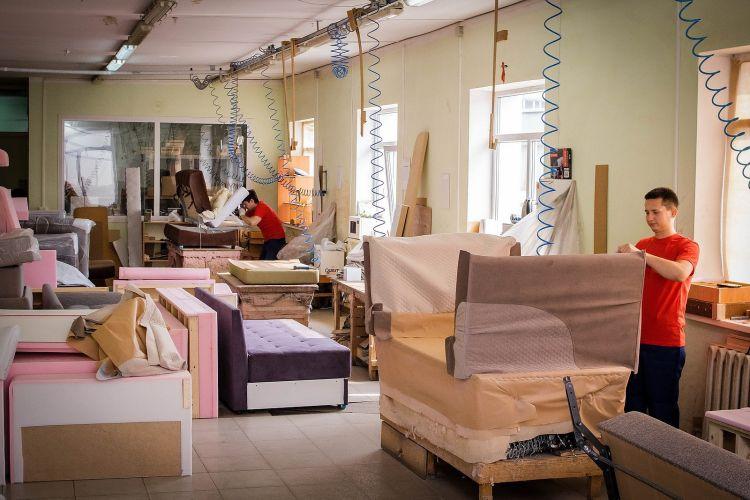Фото фабрики «Гарант»