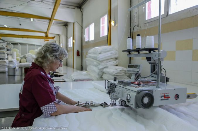 Фото фабрики «Matramax»