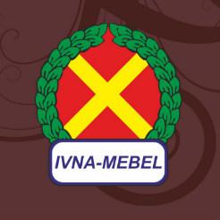Логотип фабрики «ИВНА»