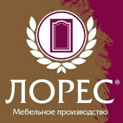 Логотип фабрики «Лорес»