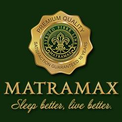 Логотип фабрики «Matramax»