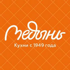 Логотип фабрики «Медынь»