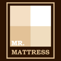 Логотип фабрики «Mr.Mattress»