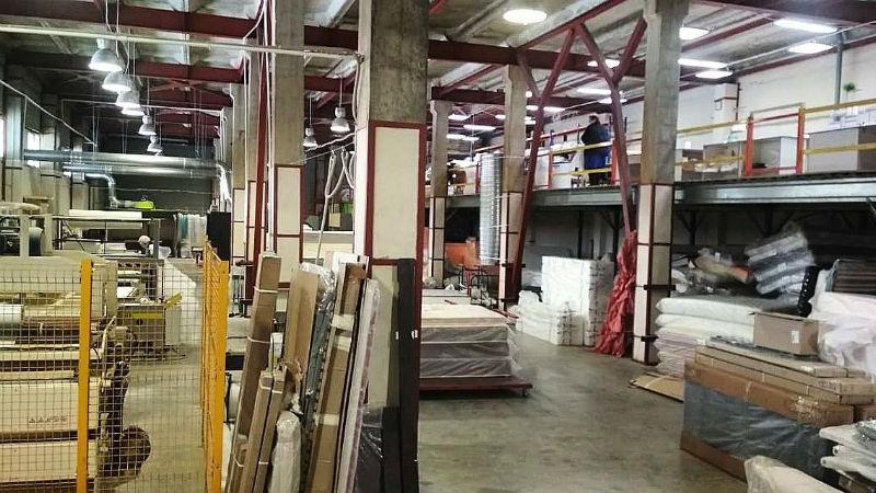 Фото фабрики «Roll Matratze»