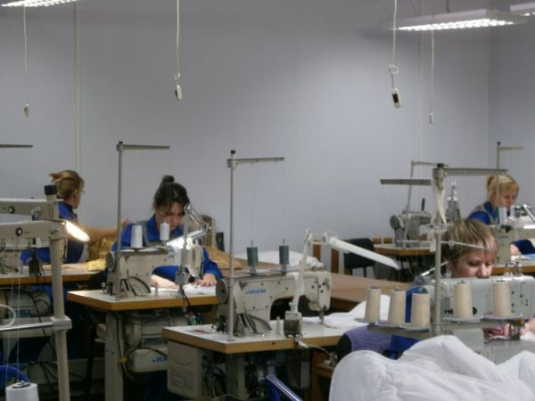 Фото фабрики «А-Снов»
