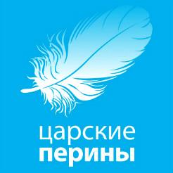 Логотип фабрики «Царские перины»